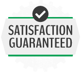 Satisfactioon Guaranteed